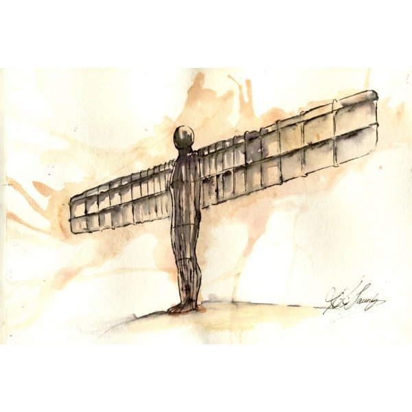Angel of the North Lesson Plan